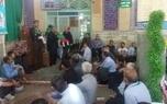 شرکت 40 هزار نفر در گردهمایی  شیرخوارگان حسینی در استان یزد