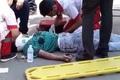 اولین فیلم از حادثه ی سقوط کابین تله کابین رامسر
