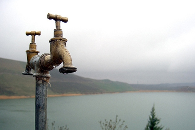 قطعی آب در دامغان برطرف می شود