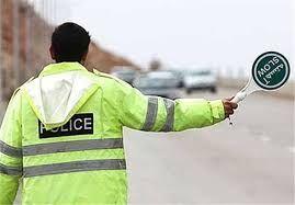 اعمال محدودیت ترافیکی برای خودروهای سنگین در جاده خلخال - اسالم