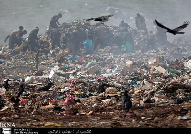 رایزنی ها برای حذف دفن زباله در حال انجام است