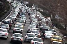 ترافیک جاده ای در خراسان رضوی پرحجم است
