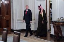 تملق سعودی ها از ترامپ و تلاش برای احیای پوشش امنیتی آمریکا