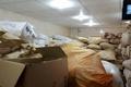 پلمپ کارگاه غیرمجاز قرصهای بدنسازی در نظرآباد  کشف 10 تن قرص و پودر نیروزا