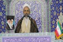 امام جمعه موقت قم: بدخواهان نظام اسلامی شکوه انتخابات را نظاره می کنند