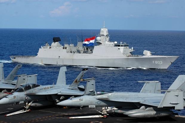 هلند: به ائتلاف دریایی اروپا در خلیج فارس میپیوندیم