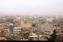 آسمان خراسانجنوبی غبار آلود میشود  سربیشه خنکترین و طبس گرمترین شهرهای استان