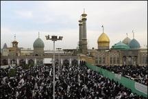 قبله تهران در سوگ رییس مذهب تشیع غرق ماتم شد