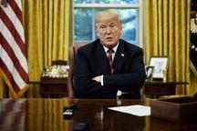 ترامپ بار دیگر رئیس جمهور فرانسه را مسخره کرد