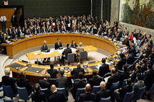 نمایش بى ثمر امارات علیه ایران در شوراى امنیت