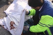 بی احتیاطی راننده، 2 سرنشین خردسال را به کام مرگ برد