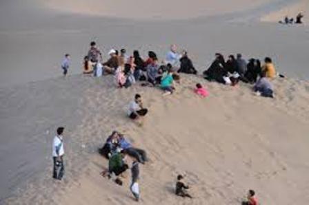 جاذبه های گردشگری بافق مسافران نوروزی را به سوی خود فرا می خواند