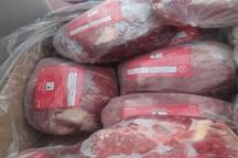 2 تن گوشت منجمد به گناوه اختصاص یافت