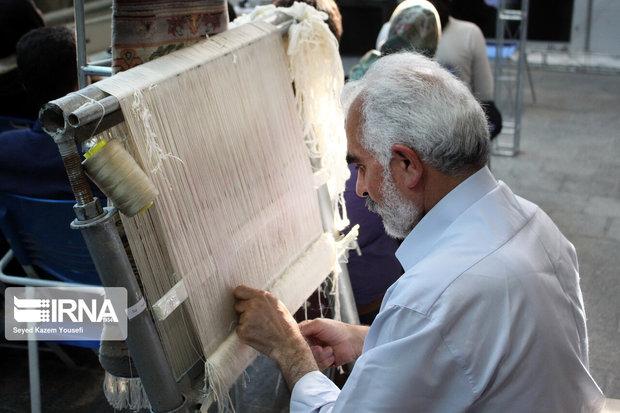اشتغال بیش از ۷۲ هزار نفر در صنعت فرش دستباف آذربایجانغربی