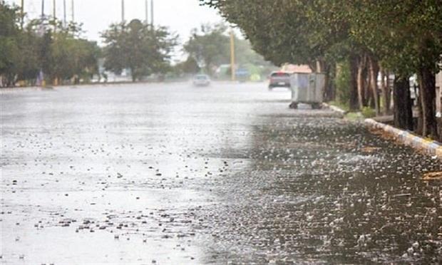 هشدار هواشناسی هرمزگان نسبت به وقوع بارش های رگباری وافرایش باد