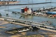 شهرک های صنعتی خسارت دیده ازسیل خوزستان به حمایت نیاز دارند