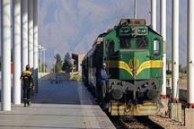 جابجایی مسافر از طریق راه آهن جنوب شرق 13 درصد رشد داشته است