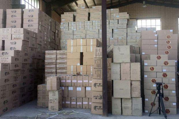 اطلاعات 810 انبار کالا در مهاباد ثبت شد