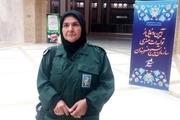 کارگردان زن سینمای ایران: پوشیدن لباس سپاه آرزویم بود