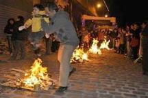 مردم در برگزاری چهارشنبه سوری بدون تنش مشارکت کنند