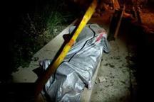 دو نفر حین حفر چاه در مشهد جان باختند