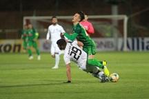 استقبال کم تماشاگران از دیدار ذوب آهن ایران و الزوراء عراق در لیگ قهرمانان آسیا