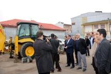 خرید زمین برای احداث پارکینگ شهری در لاهیجان