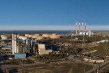 ثبت رکورد تولید ۴۴۰ مگاوات در واحد یک بخاری نیروگاه نکا