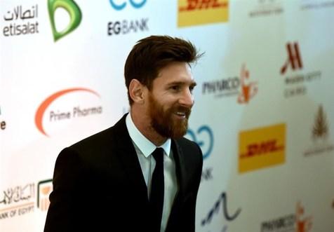 مسی، ستاره آرژانتینی بارسلونا بهترین گلزن 2017 شد