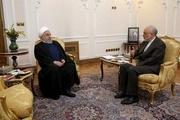 رییس سازمان انرژی اتمی با رییسجمهور دیدار کرد