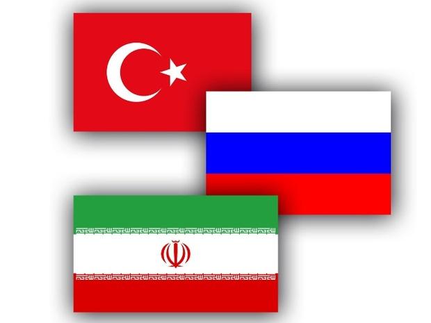 مذاکرات روسیه، ترکیه و ایران درباره اجرای توافق سوریه امروز آغاز می شود