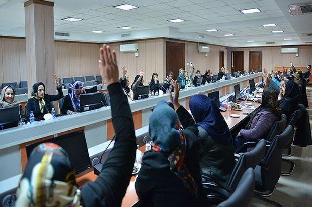 زنان بازرگان خارجی با ظرفیتهای اقتصادی قزوین آشنا شدند
