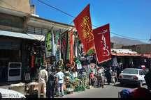 همایش شیرخوارگان حسینی در چهار نقطه در سلسله برگزار می شود