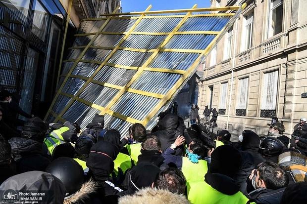 هجدهمین تظاهرات جلیقه زردها