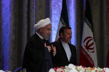 روحانی: برای ساختن ایران اسلامی به همه ایرانیان دنیا نیازمندیم / سهم خودتان را برای پیشرفت ایران بیش از پیش افزایش دهید