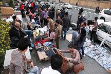 عزم جدی شهرداری برای جمع آوری دستفروشان   پاکسازی خیابان شیک در چندین مرحله از دستفروشان