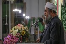 مولوی فاروقی: رحم و محبت بین مسلمانان ترویج شود