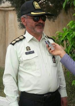 شرور معروف خیابان 7 تیر پلدختر دستگیر شد