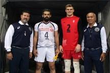 کاپیتان تیم ملی والیبال کانادا: بازی برابر ایران را به خوبی کنترل کردیم