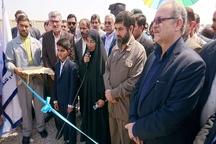 افتتاح و کلنگ زنی چند پروژه در شهرستان کارون با حضور استاندار خوزستان