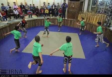 جشنواره مسابقه کشتی پهلوانی دانش آموزان کشور در بیرجند برگزار می شود