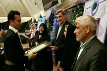 طرح کاشت ارغوان در منطقه هورامان برنده جایزه ملی ایران شد