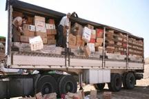 10 میلیارد ریال کالای قاچاق در اشنویه کشف شد
