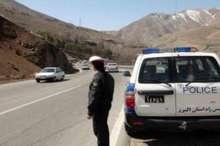 تردد خودروها در تمام محورهای استان البرز عادی است