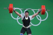 ششمی براری در یک ضرب وزنه برداری قهرمان جهان