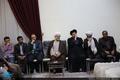 دیدار اعضا و ادوار انجمن اسلامی دانشجویان دانشگاه تهران و علوم پزشکی با سید حسن خمینی