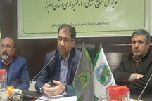 پروژه های آبخیزداری در 38 هزار هکتار از عرصه های بحرانی البرز اجرا شد
