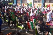 61 هزار کلاس اولی در آذربایجان غربی رهسپار مدارس شدند