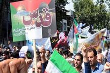 راهپیمایی روز قدس نمایانگر اتحاد جهان اسلام است