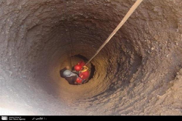 آتش نشانان کاشانی 11 چاهکن را نجات دادند